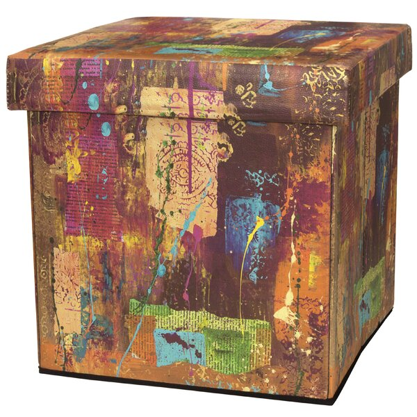Heller Storage Ottoman by World Menagerie