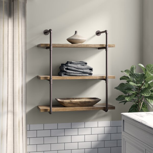 Kennard 3 Tier Wall Shelf by Greyleigh