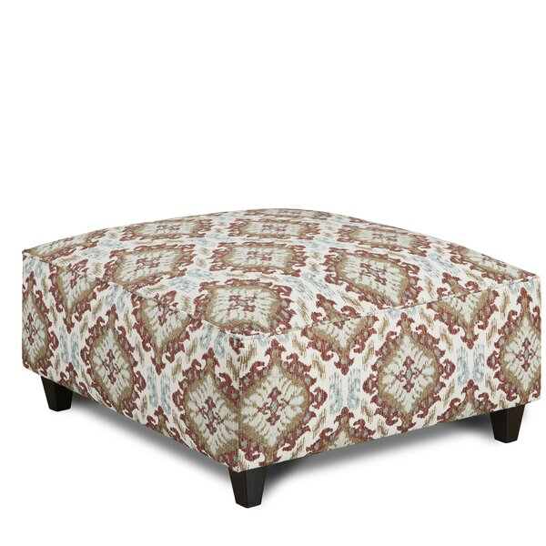Fruitvale Cocktail Ottoman by Bungalow Rose