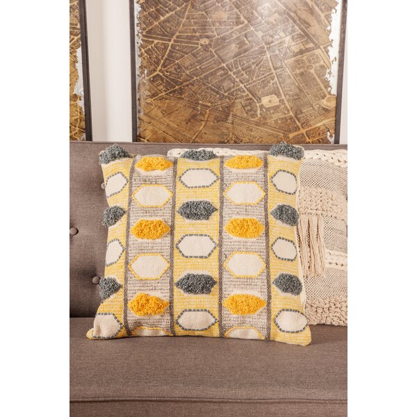 Palladino Modern Pillow Cover by George Oliver