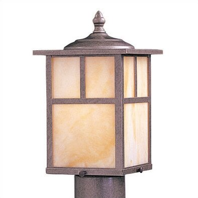 Bo Aluminum Small Post Lantern by Loon Peak