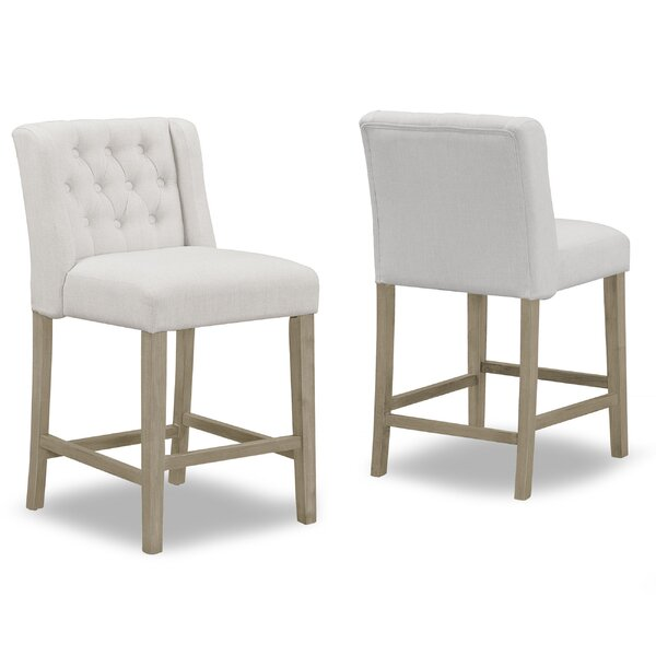 Genevra Bar & Counter Stool (Set Of 2) By One Allium Way