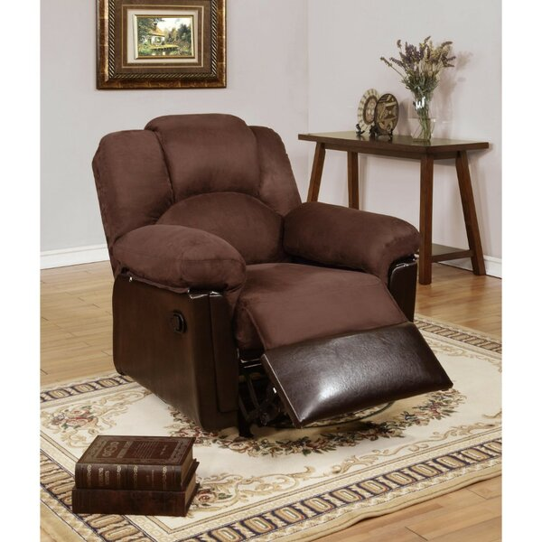 Taslitt Manual Rocker Recliner [Red Barrel Studio]