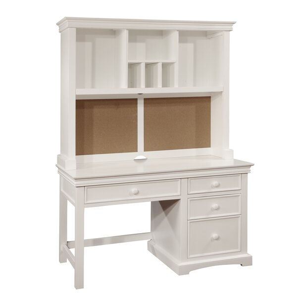 Vernell Armoire Desk With Hutch by Harriet Bee