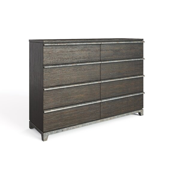 8 Drawer Double Dresser by Stanley Furniture