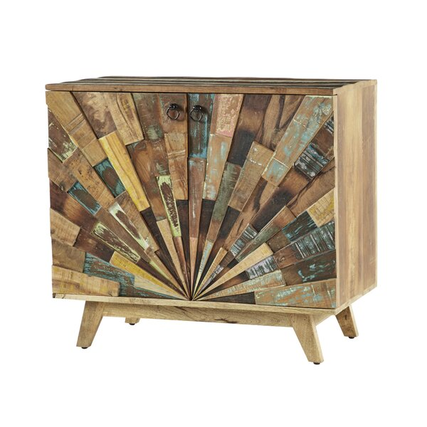 Sharma 2 Door Accent Cabinet by World Menagerie World Menagerie