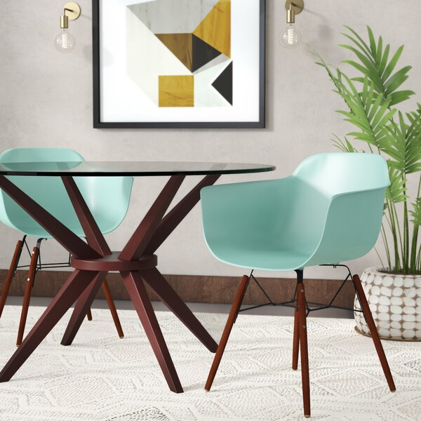 Lorenzo Mid Century Dining Chair (Set of 4) by Corrigan Studio