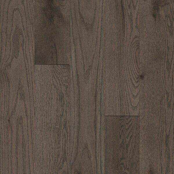 Paragon 5 Solid Oak Hardwood Flooring in Premier Drift by Armstrong Flooring