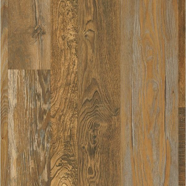 Architectural Remnants 7 x 48 x 12mm Oak Laminate Flooring in Old Original by Armstrong Flooring