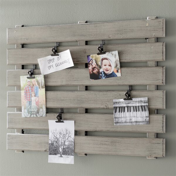 Sabina Pallet Picture Frame by Laurel Foundry Modern Farmhouse