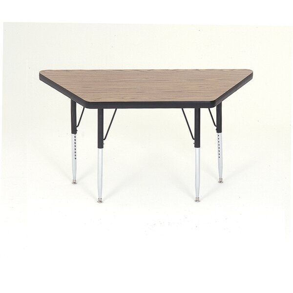 60 x 30 Trapezoidal Activity Table by Correll, Inc.