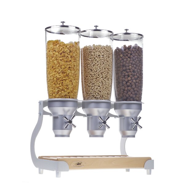 507.21 Oz. Cereal Dispenser by Cal-Mil