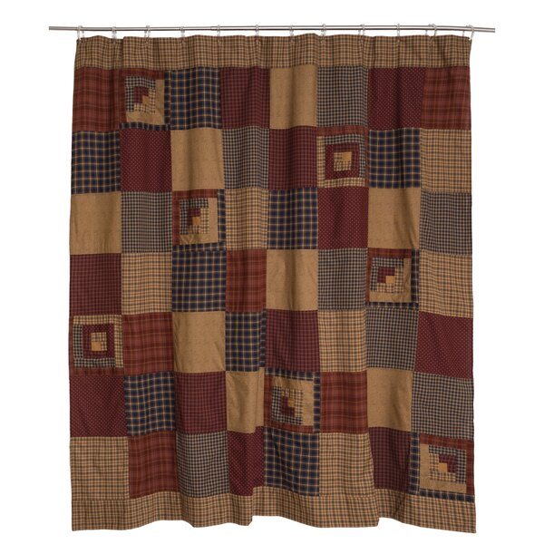 Mccoppin Cotton Shower Curtain by August Grove