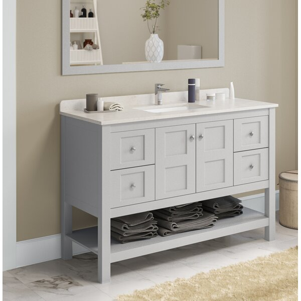 Mcelhaney 48 Single Bathroom Vanity Set by Winston Porter