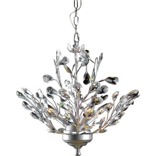 Holly 4-Light Candle Style Chandelier by JoJospring