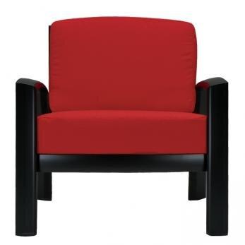 South Beach Patio Chair with Cushions by Tropitone