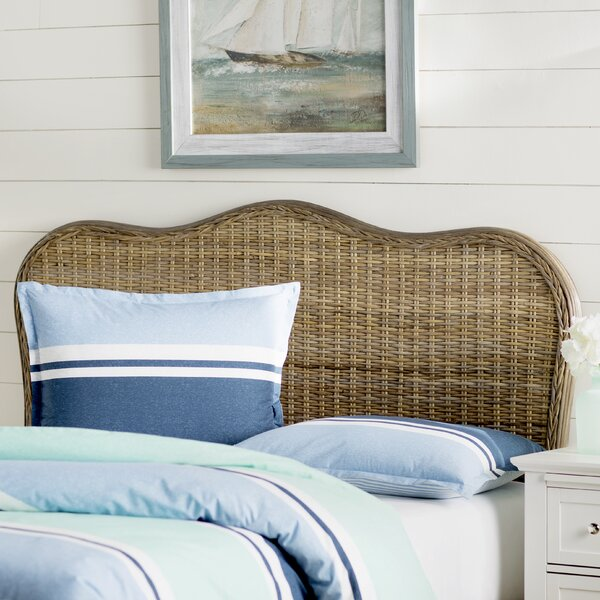Enyeart Panel Headboard by Beachcrest Home