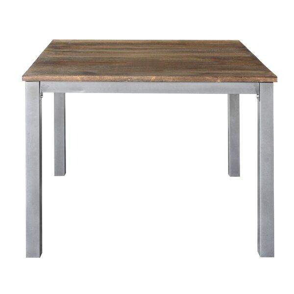 Square Dining Table by REZ Furniture REZ Furniture