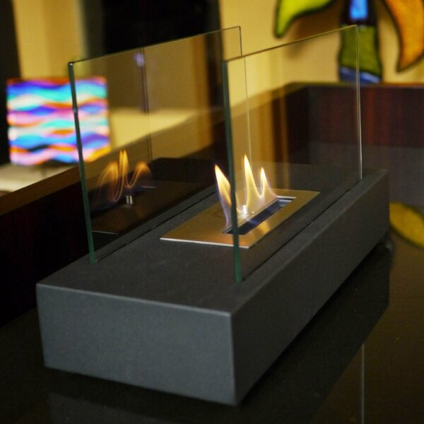 Incendio Bio-Ethanol Tabletop Fireplace by Nu-Flame