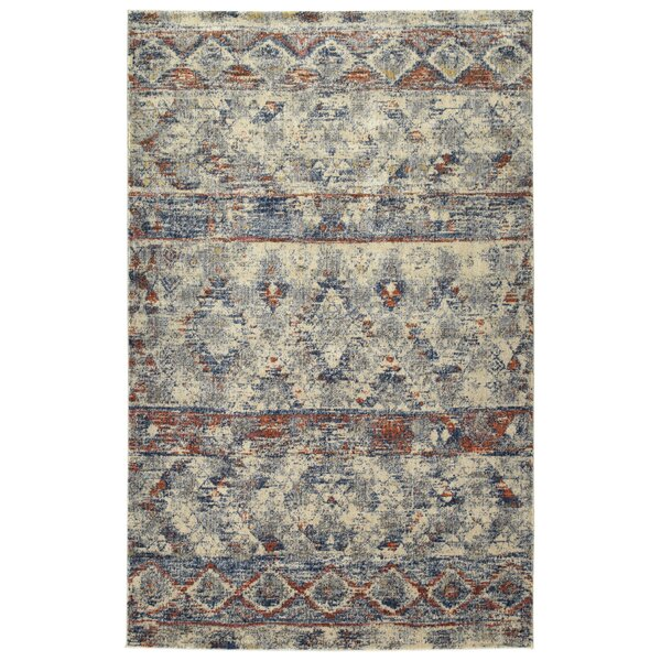 Jada Linen Area Rug by Bungalow Rose