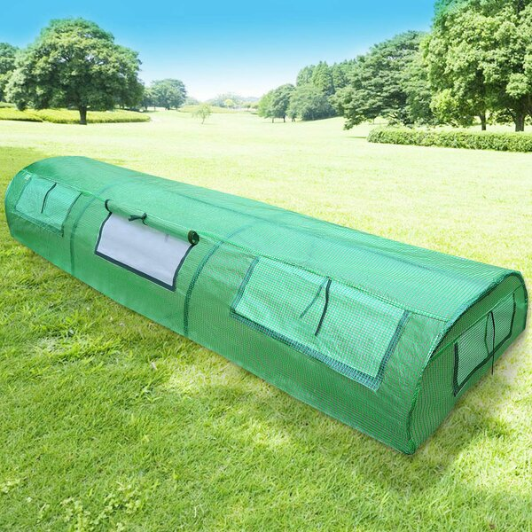 3 Ft. W x 10 Ft. D Hobby Greenhouse by Sunrise Outdoor LTD