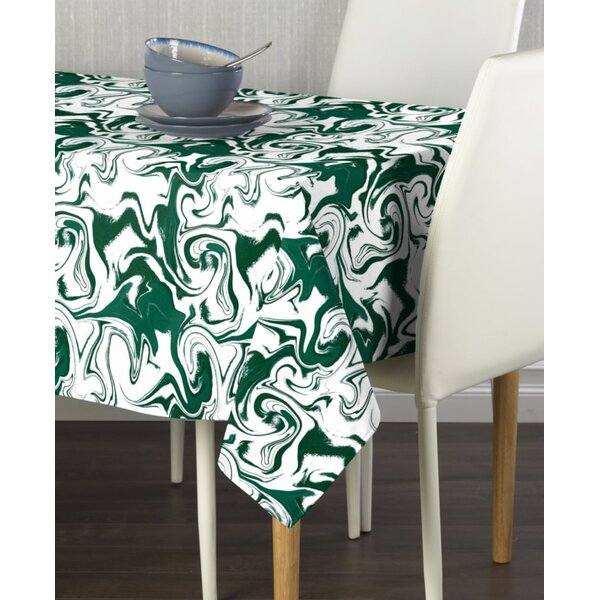 Longe Marble Milliken Signature Tablecloth by Ivy Bronx