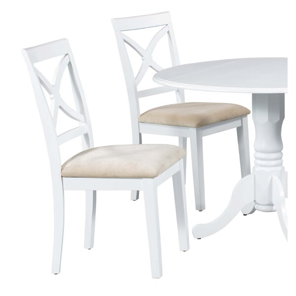 Fontinella Solid Wood Dining Chair (Set Of 2) By Alcott Hill