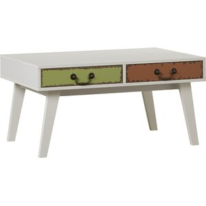 Lundia Coffee Table with Storage