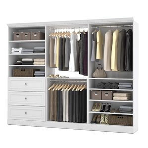 Closet Organization closet systems & organizers you'll love | wayfair