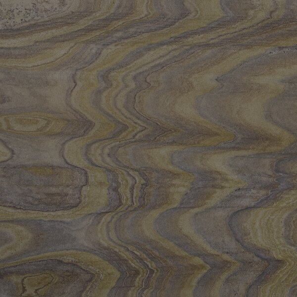 Rainbow Teak 12 x 12 Sandstone Field Tile in Purple by MSI