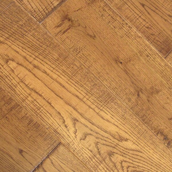Antebellum 6 Engineered Oak Hardwood Flooring in Clementine by Albero Valley