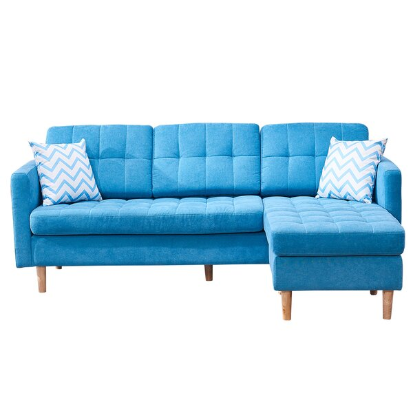 Oney Reversible Sectional By George Oliver