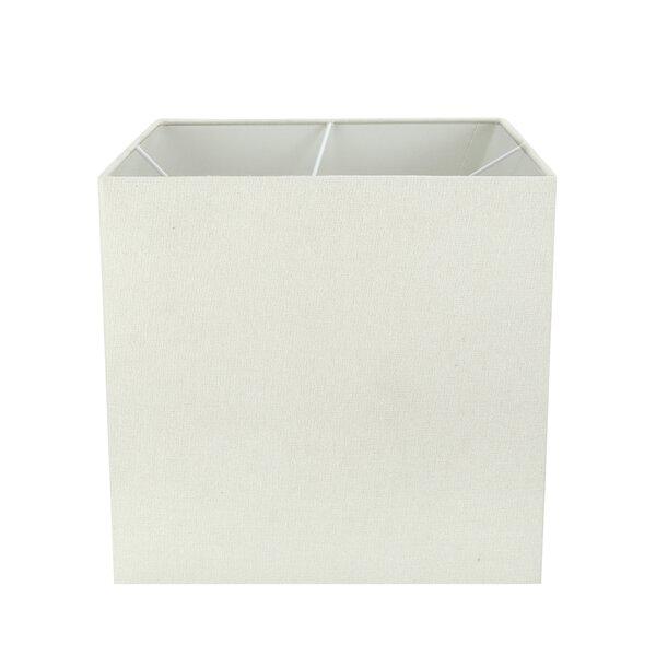 Hardback 10 Fabric Square Lamp Shade by Orren Ellis