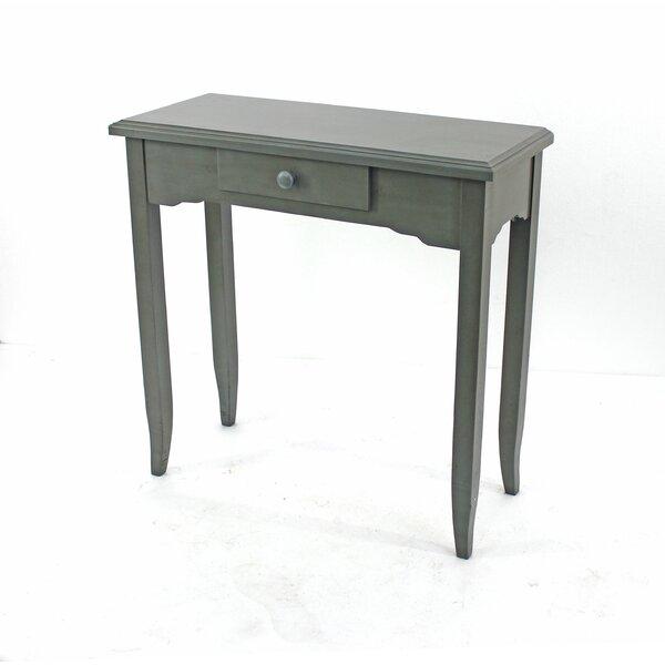 Okehampt End Table by Alcott Hill