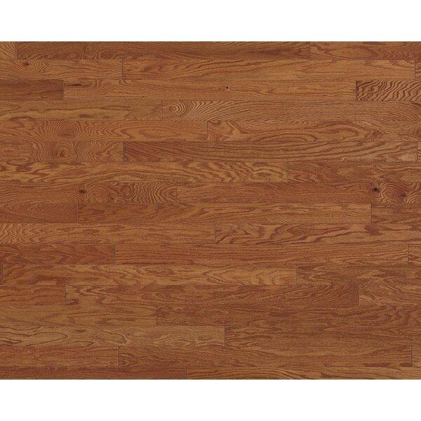 Madison Cove 3 Engineered Oak Hardwood Flooring in Honeytone by Welles Hardwood