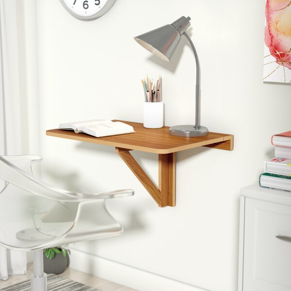 Eddie Wall Mounted Floating Desk by Zipcode Design