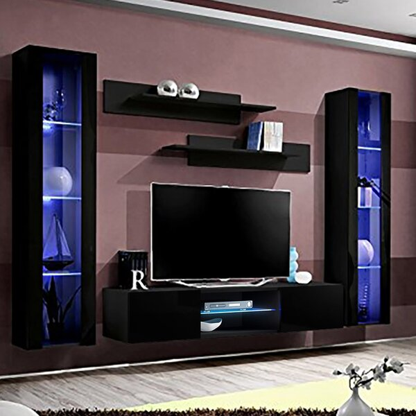 FLYAB2 Floating Entertainment Center For TVs Up To 70