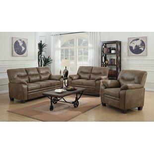 Ambrosius Standard Configurable Living Room Set by Red Barrel Studio®