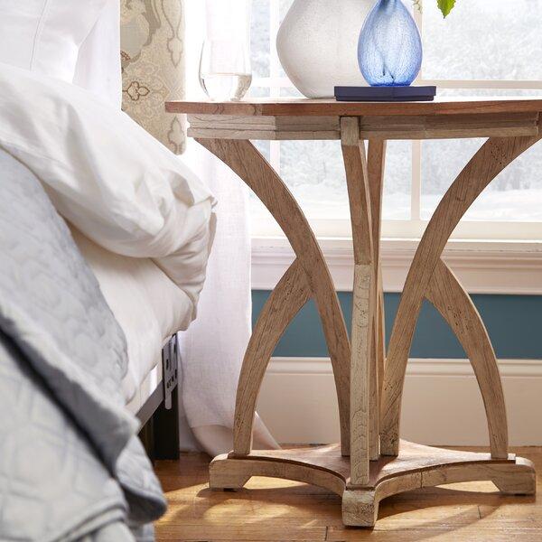 Marlee Ranen End Table by One Allium Way One Allium Way