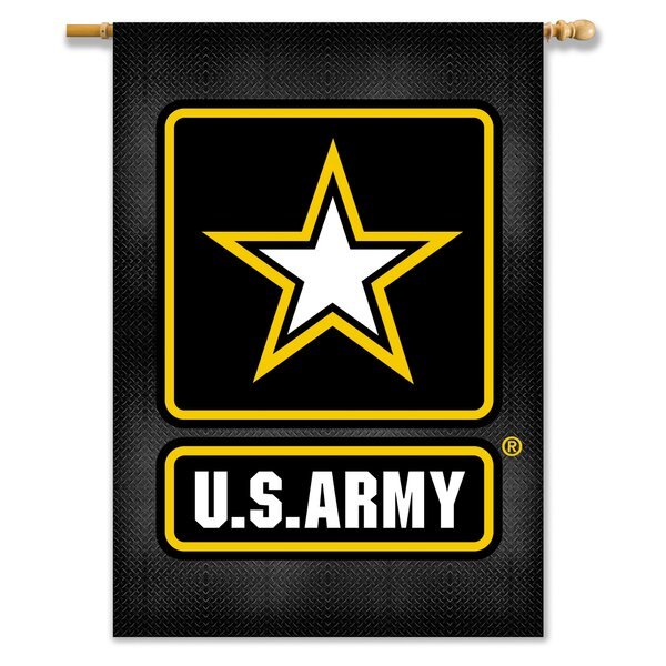 Military 2-Sided Banner by Team Pro-Mark