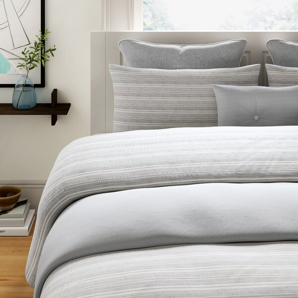 Micah Reversible Duvet Cover Set