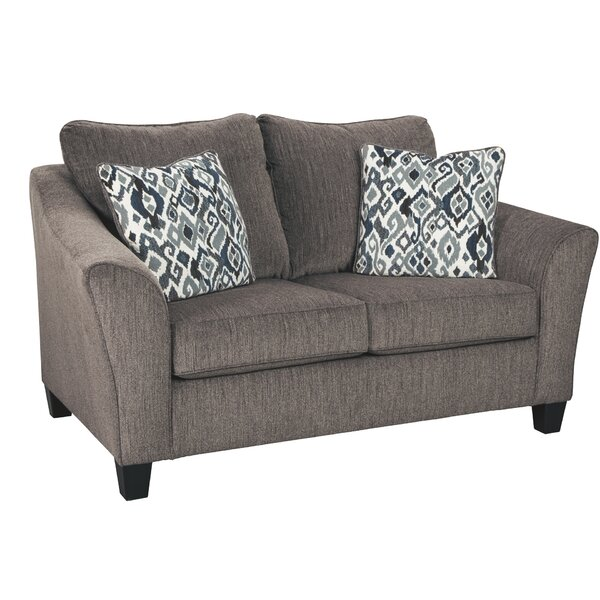 Porter Loveseat By Alcott Hill Top Reviews
