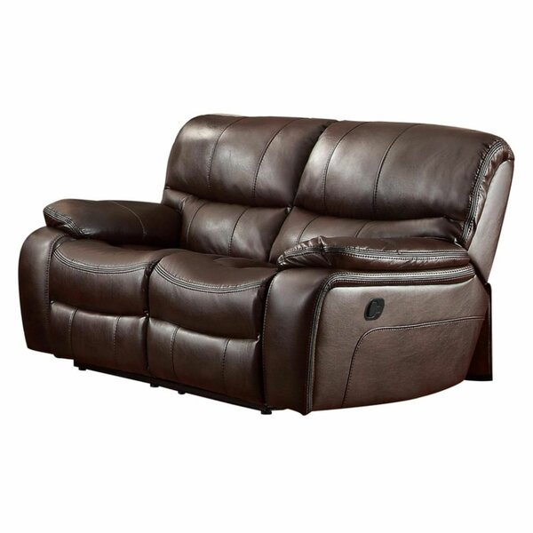 Compare Price Hecht Reclining Loveseat
