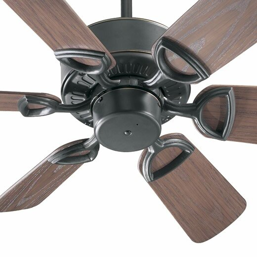 30 Estate 6-Blade Ceiling Fan by Quorum