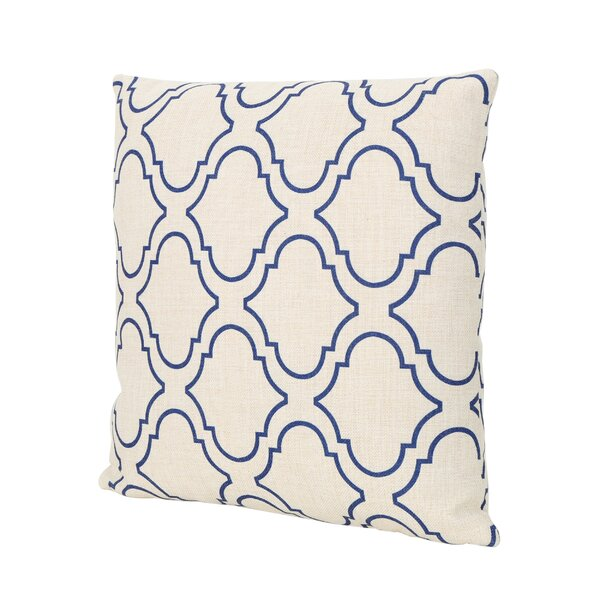 Gullette Outdoor Throw Pillow by Charlton Home