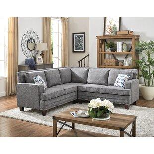 Steffan Sectional by Ebern Designs