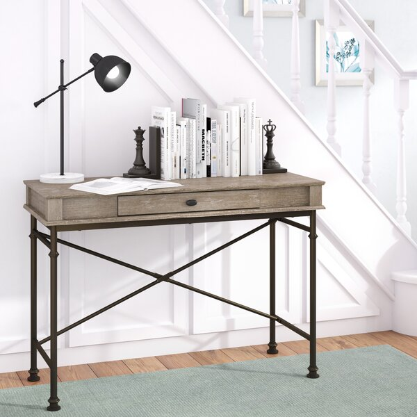 Oakside Writing Desk by Three Posts