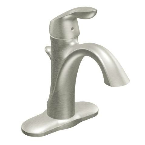 Eva Bathroom Faucet by Moen