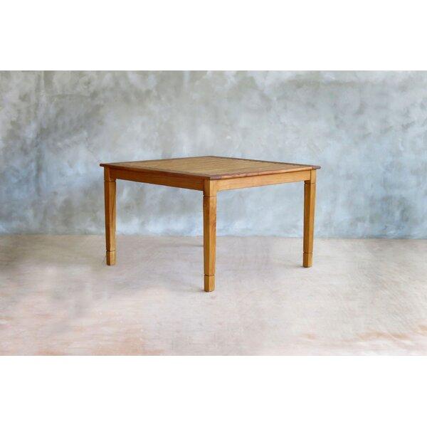 Fortuna Teak Dining Table by Masaya & Co