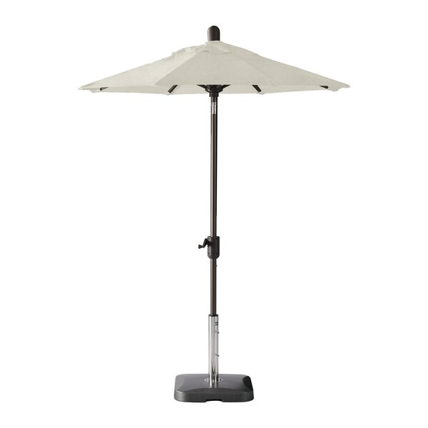 Wieczorek Auto Tilt 6' Market Sunbrella Umbrella by Breakwater Bay